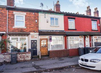 Thumbnail 3 bed terraced house for sale in Preston Road, Birmingham