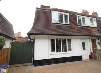 3 bed semi-detached house for sale in Brownley Road, Wythenshawe, Manchester M22