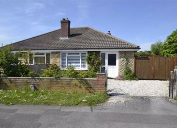 Thumbnail 2 bedroom semi-detached bungalow for sale in Westfield Road, Thatcham, Berkshire