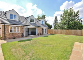 Thumbnail 4 bed detached house for sale in Somersham Road, Colne, Cambs