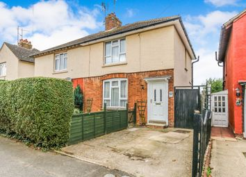 Thumbnail 2 bed semi-detached house for sale in Cambridge Street, Rothwell, Kettering