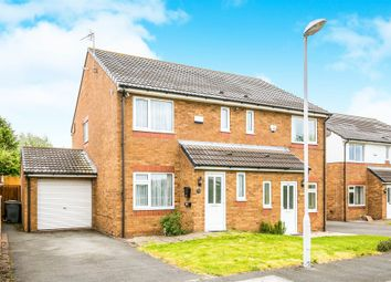 Thumbnail 3 bed semi-detached house for sale in Sycamore Avenue, Upton, Wirral