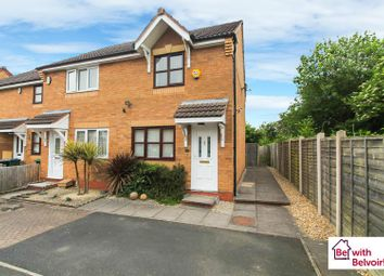 Thumbnail 2 bedroom end terrace house for sale in Navigation Lane, West Bromwich