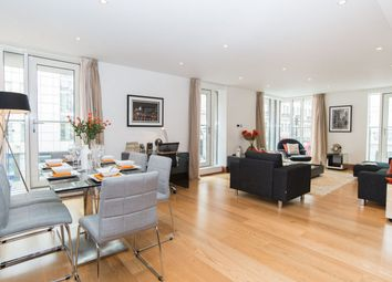 Thumbnail 3 bed flat to rent in Parkview Residence, Baker Street, Marylebone