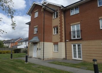 Thumbnail 1 bedroom flat to rent in Seager Drive, Windsor Quay, Cardiff Bay