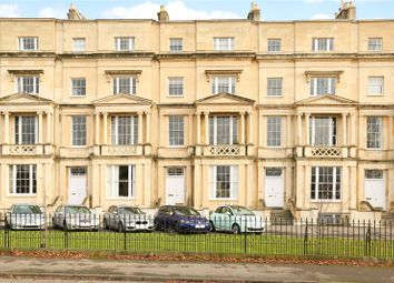 Thumbnail 3 bed maisonette for sale in Evelyn Court, Malvern Road, Cheltenham, Gloucestershire