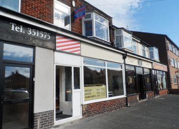 Thumbnail Retail premises for sale in Moor Park Avenue, Bispham, Blackpool