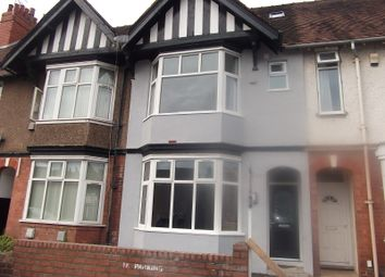 Thumbnail 7 bed terraced house to rent in St Patricks Road, Coventry