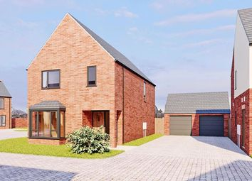 Thumbnail 3 bed detached house for sale in Plot 8, Moorcroft Farm, Crowle