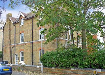 Thumbnail 2 bedroom flat for sale in Westgate Bay Avenue, Westgate-On-Sea, Kent