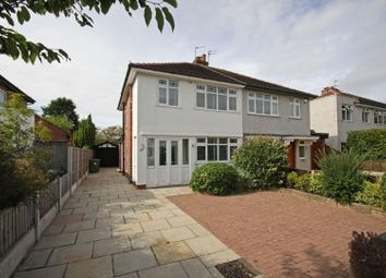 Thumbnail 3 bed semi-detached house for sale in Beresford Drive, Churchtown, Southport