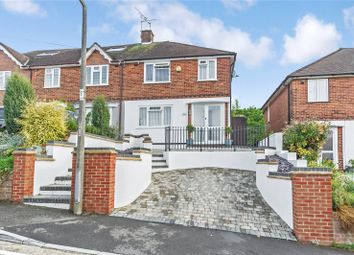 Thumbnail 3 bed semi-detached house for sale in Broomhill Road, Strood, Kent