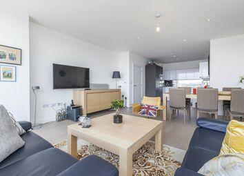 Thumbnail 3 bedroom flat to rent in River Gardens Walk, London