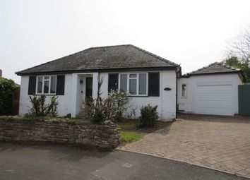 Thumbnail 3 bedroom detached bungalow for sale in Hazel Grove, Hereford