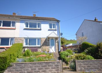 Thumbnail 3 bed semi-detached house for sale in Tregerddan, Bow Street