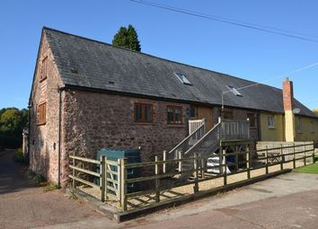 Thumbnail 3 bed barn conversion to rent in Uffculme, Cullompton