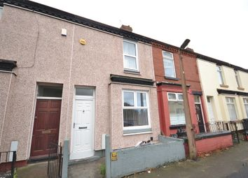 Thumbnail 2 bed terraced house for sale in Prior Street, Bootle, Liverpool