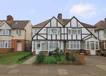 Thumbnail 3 bed semi-detached house to rent in Central Avenue, Hounslow