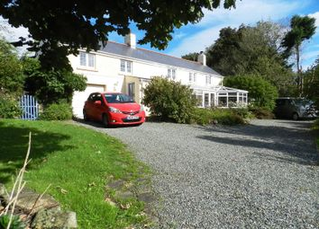 Thumbnail 5 bed detached house for sale in Summer Hill, New Road, Freystrop, Haverfordwest