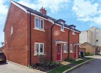 Thumbnail 3 bed semi-detached house to rent in Lakeland Drive, Aylesbury, Buckinghamshire