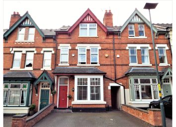 Thumbnail 4 bed terraced house for sale in Blenheim Road, Birmingham