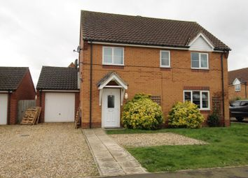 Thumbnail 4 bed detached house to rent in Cromwell Road, Brandon