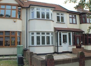 Thumbnail 3 bed terraced house to rent in Upper Rainham Road, Hornchurch