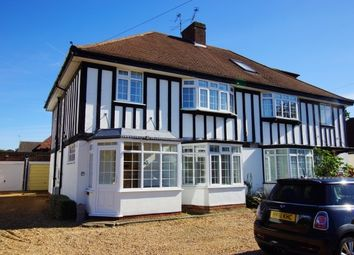 Thumbnail 3 bed property to rent in Bray Road, Cobham
