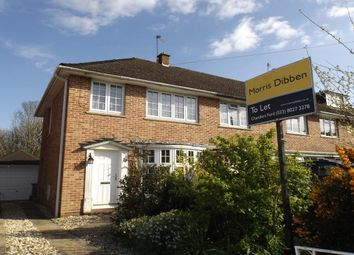 Thumbnail 3 bed end terrace house to rent in Pantheon Road, Chandler's Ford, Eastleigh