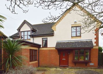 Thumbnail 4 bed detached house for sale in Walkhampton Avenue, Bradwell Common, Milton Keynes