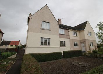 Thumbnail 2 bed flat for sale in Woodside Way, Glenrothes
