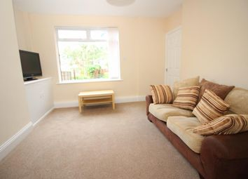 Thumbnail 2 bed flat to rent in Lealholm Road, Benton, Newcastle Upon Tyne