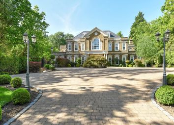 Thumbnail 7 bed detached house for sale in Wentworth Estate, Surrey