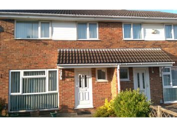 Thumbnail 3 bedroom terraced house for sale in Hertford Road, Stevenage