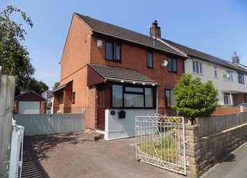 Thumbnail 3 bedroom end terrace house for sale in St Marys Gate, Euxton, Chorley