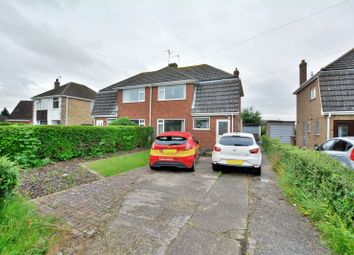 Thumbnail 3 bed semi-detached house for sale in Redwood Drive, Waddington, Lincoln