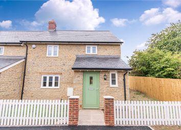 Thumbnail 3 bed end terrace house for sale in Station Road, Stalbridge, Sturminster Newton, Dorset
