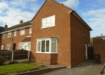 Thumbnail 2 bed terraced house to rent in Newey Road, Wednesfield, Wolverhampton