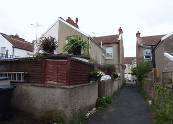 Thumbnail 1 bed maisonette for sale in Sunnyside Road, Weston-Super-Mare