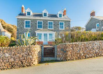 Thumbnail 4 bed detached house for sale in Rue De La Banquette, Castel, Guernsey