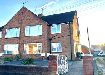 Thumbnail 2 bedroom maisonette to rent in Prince Of Wales Rd, Coventry