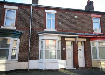Thumbnail 2 bedroom property to rent in Langley Avenue, Thornaby, Stockton-On-Tees