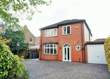 4 bed detached house for sale in Swann Lane, Cheadle Hulme, Cheadle SK8