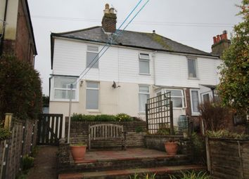 Thumbnail 2 bed property for sale in Middle Road, Hastings