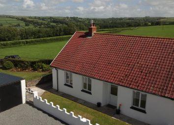 Thumbnail 2 bed semi-detached bungalow for sale in Llwyndrain, Llanfyrnach