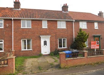 Thumbnail 4 bed town house to rent in George Borrow Road, Norwich
