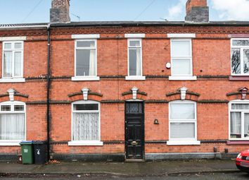 Thumbnail 3 bedroom terraced house for sale in Oakwood Street, West Bromwich