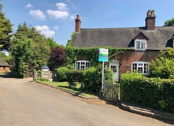 Thumbnail 4 bed cottage for sale in Bixhill Lane, Shustoke, Coleshill, Birmingham