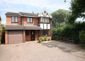 Thumbnail 6 bed detached house to rent in Broadfield Gardens, Worcester WR4.