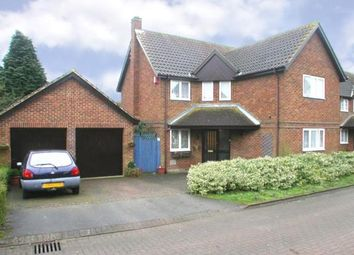 Thumbnail 4 bedroom detached house to rent in Willen, Milton Keynes